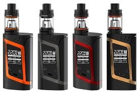 SMOKTech Alien Starter Kit - INCLUDES 2 FREE 18650 BATTERIES & CASE